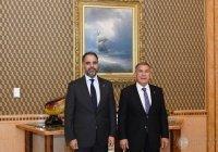 Рустам Минниханов встретился с послом Катара в России