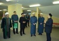 Муфтий Татарстана совершил рабочую поездку в Балтасинский мухтасибат