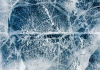 Ученые запечатлели громадный ледяной поток в Сибири (ВИДЕО)