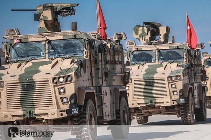 Турция планирует закрепиться в Ливии