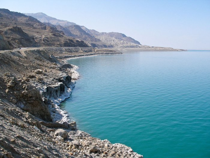 Мертвое море (Фото: wikipedia)