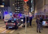 Стало известно имя стрелявшего у здания ФСБ в Москве