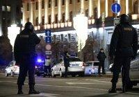 Опубликовано новое видео стрельбы у здания ФСБ в Москве (Видео)