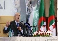 Новый президент Алжира принес присягу