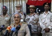 Армия Хафтара дала силам ПНС 72 часа, чтобы покинуть Триполи