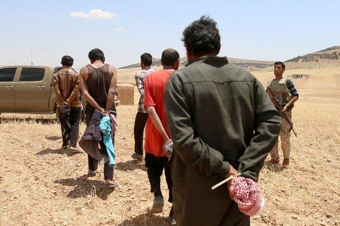 В Турции остаются еще 849 иностранных боевиков ИГИЛ.