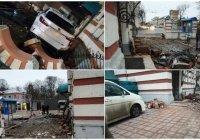 Соборная мечеть Твери получила серьезные повреждения из-за ДТП