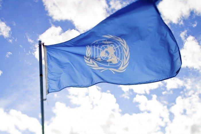 Представитель ООН поблагодарил Россию за помощь организации.