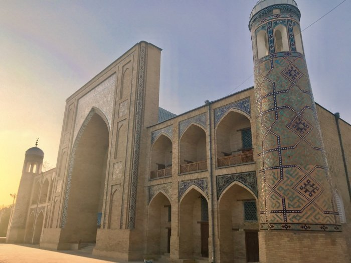 Узбекистан: оживающий Шёлковый путь и будоражащий душу азан
