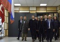 Турецкая делегация прибывает в Москву, чтобы обсудить Сирию