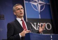 Столтенберг захотел обсудить отношения России и НАТО на личной встрече с Путиным