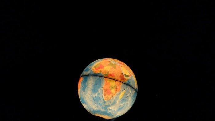 Исследование, говорят геологи, поможет раскрыть механизмы формирования земных недр и ее поверхности в древности