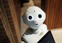 В США роботы подписывают праздничные открытки