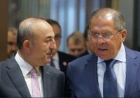 Лавров и Чавушоглу обсудили стабилизацию в Сирии и Ливии