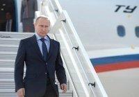 Путин может посетить Чечню в 2020 году