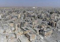 Российские журналисты впервые побывали в «столице» ИГИЛ Ракке