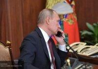Путин и Алиев обсудили сотрудничество России и Азербайджана
