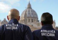 Сборная Ватикана впервые примет участие в Олимпийских играх