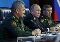 Путин: необходимо провести всесторонний анализ угроз для России