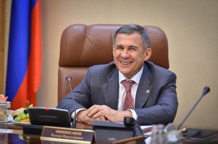 Рустам Минниханов не исключил участия в выборах президента РТ в 2020 году.