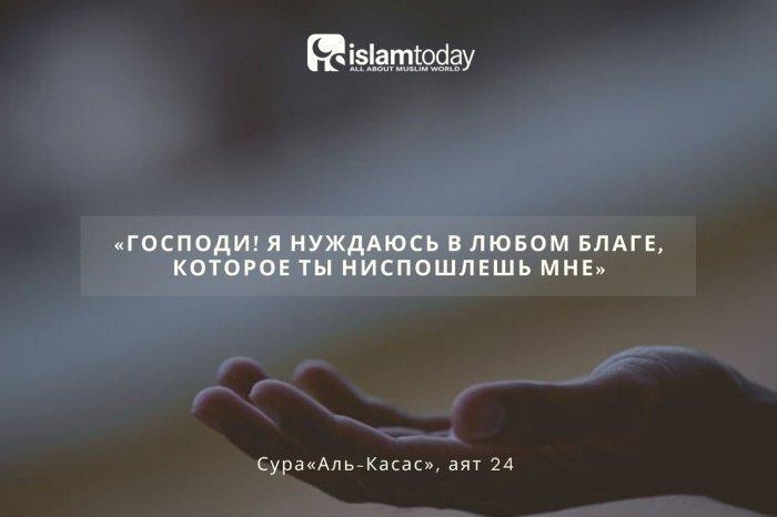 Дуа, которое дало пророку Мусе все о чем он просил.(Источник фото: unsplash.com)