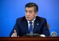 Сооронбай Жээнбеков заявил, что не намерен идти на второй президентский срок