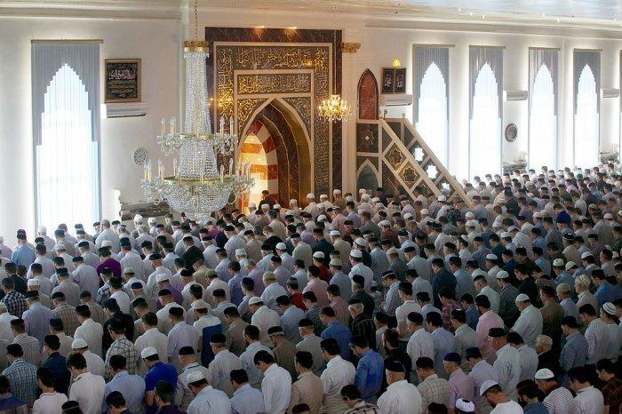 Прихожанам мечети прочтут проповеди об экологии.