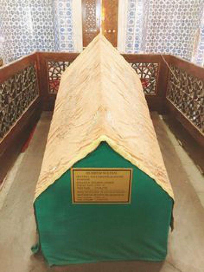 Мавзолей Хуррем Султан (внутри)