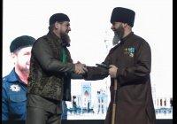 Кадыров получил орден «За служение религии ислам»