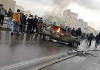 В Иране заявили о ликвидации 13 зачинщиков беспорядков