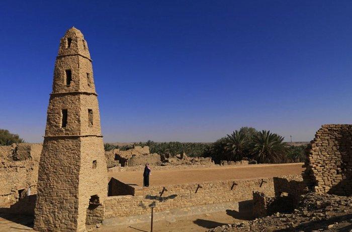 Кто на самом деле построил мечеть Умара?