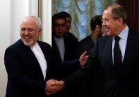 Лавров проведет переговоры с главой МИД Ирана