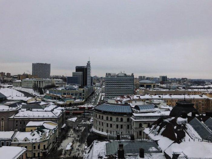 В Татарстане и в Казани ожидаются осадки в виде снега и мокрого снега, метель. В дневное время температура воздуха будет слабо-отрицательной