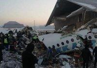 В Казахстане разбился пассажирский самолет, погибли не менее 15 человек