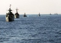 Россия, Иран и Китай начали учения в Индийском океане