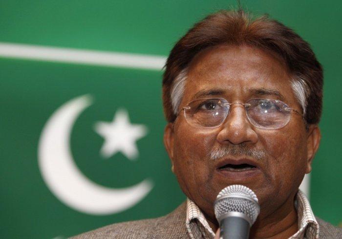Сейчас Первез Мушарраф находится в ОАЭ.