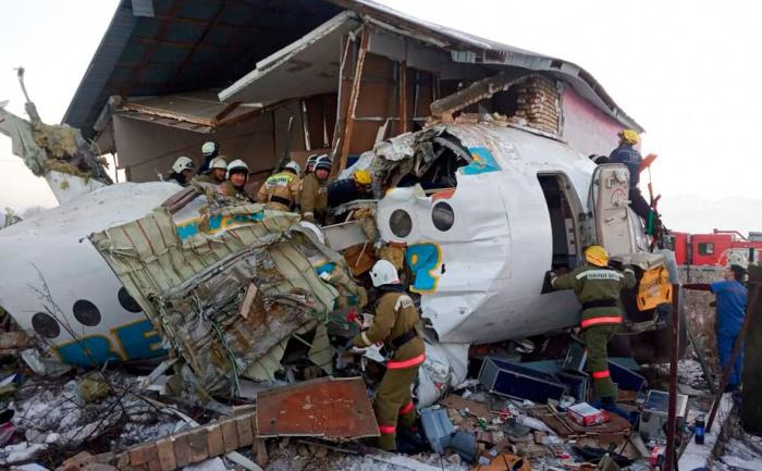 Жертвами катастрофы стали 12 человек.