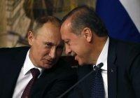 Путин и Эрдоган вошли в список знаковых фигур десятилетия