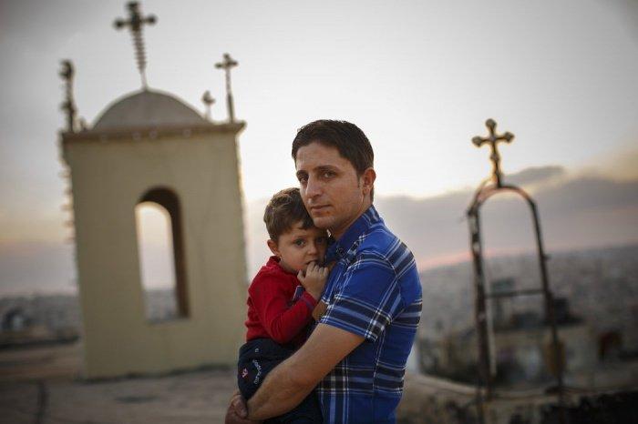 Снижение числа представителей религиозных меньшинств стало результатом действий ИГИЛ.