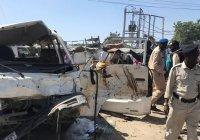 МИД РФ: варварский теракт в Сомали направлен на дестабилизацию ситуации в стране