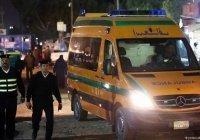 Более 20 человек погибли в крупном ДТП в Египте