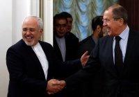 Лавров принял приглашение Зарифа посетить Иран