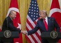Эрдоган и Трамп провели телефонную беседу