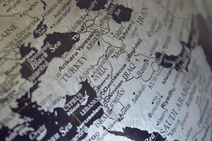 За время проведения операции от ИГИЛ были освобождены 110 тыс. квадратных километров территории, на которой проживают около 7,7 млн. человек