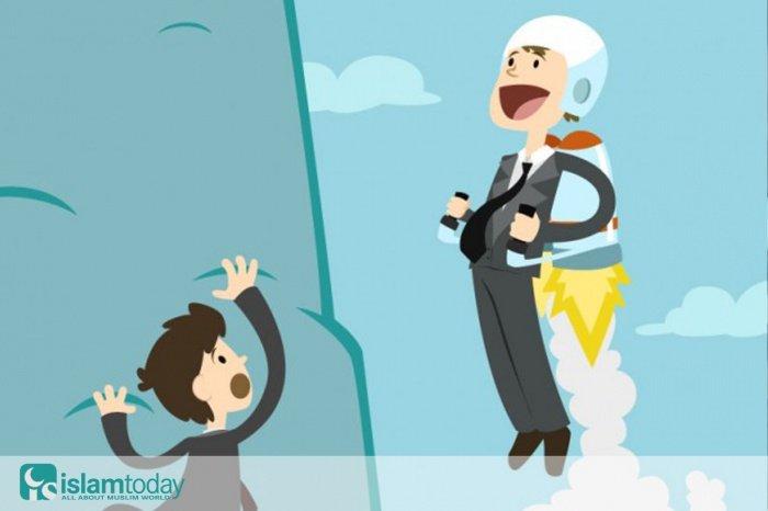 Может ли быть гордыня в сердце верующего? (Источник фото: freepik.com)