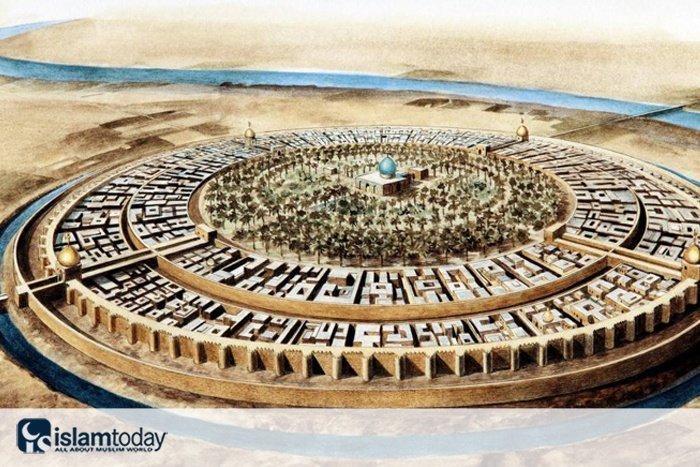 История Багдада. (Источник фото: mvslim.com)