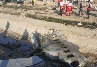 Украинский лайнер разбился в Иране, 176 человек погибли