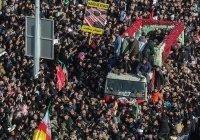 В Иране расследуют гибель 35 человек на похоронах генерала Сулеймани