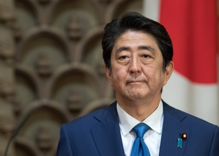 Японский премьер посетит ближневосточные страны.