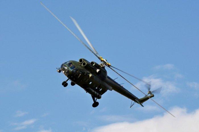 Два военных вертолета потерпели крушение в Афганистане.